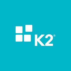 Logo K2 turquoise