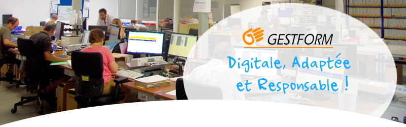 Digitale, Adaptée et Responsable !