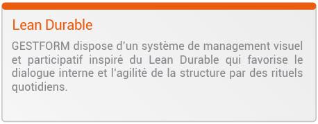 LEAN Durable