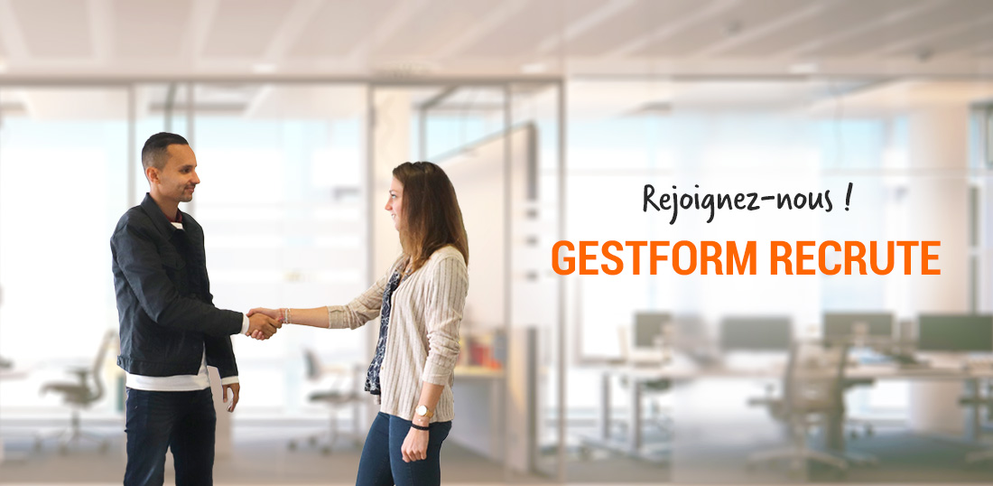 GESTFORM recrute !