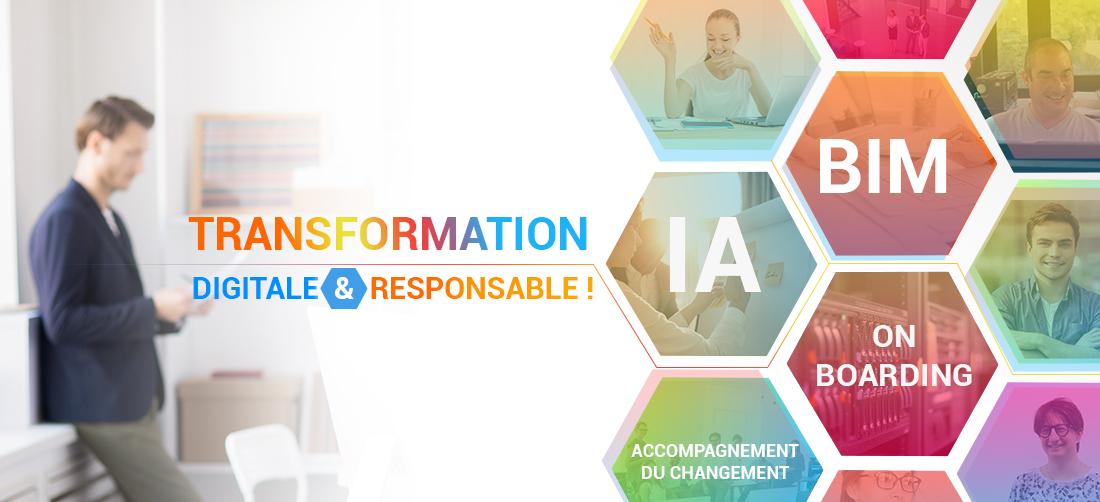 Transformation Digitale et Responsable !